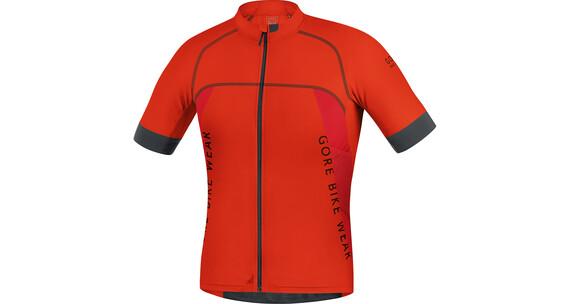 GORE BIKE WEAR Alp-X Pro Jersey korte mouwen Heren oranje